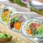 U Maki Sushi Burrito Houston