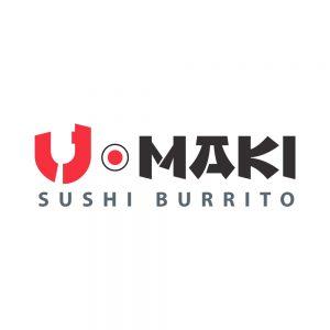 U Maki Sushi Burrito in Houston