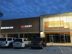 U Maki Sushi Burrito Houston