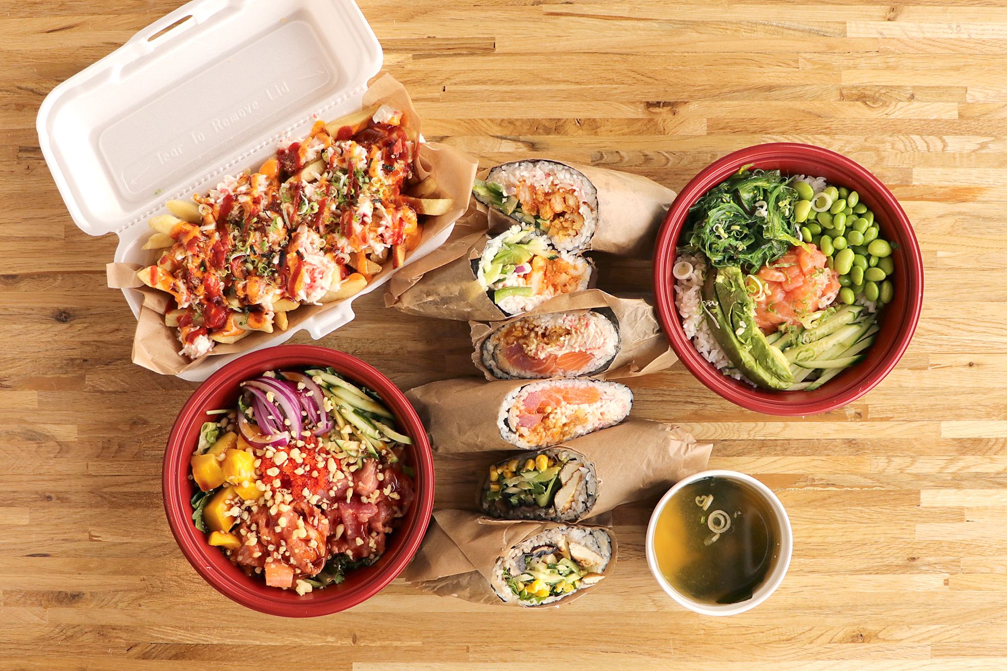 U Maki Sushi Burrito coming to University Commons in Sugar Land